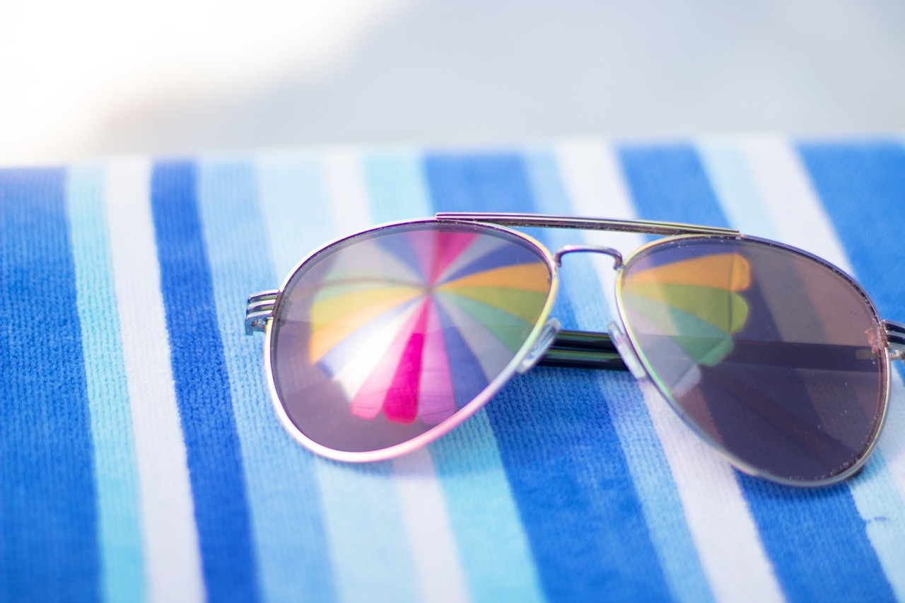 Sunglasses - Pool Day Checklist